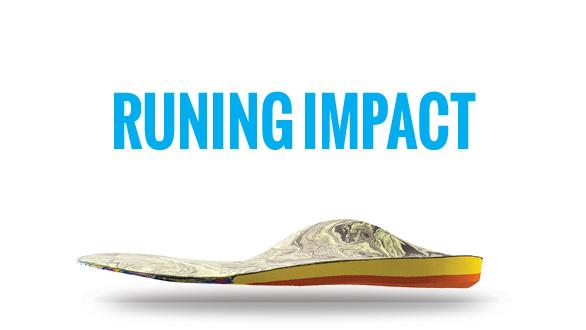 runing impact