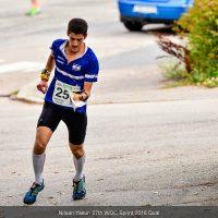 ניצן יסעור, בן 21. חבר במועדון ניווט עמק יזרעאל. מנווט מעל 9 שנים. חבר נבחרת ישראל בניווט.