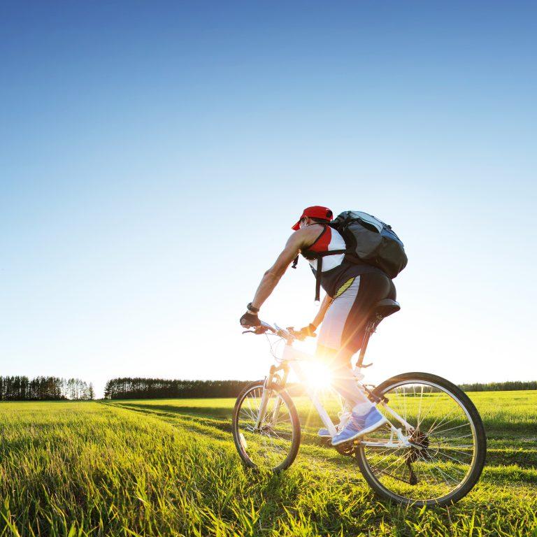 מניעת פציעות בכף הרגל אצל רוכבי אופניים