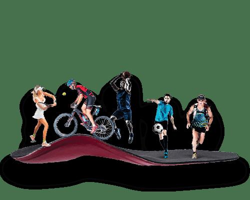כל מה שרציתם לדעת על נעלי ספורט ריצה רכיבה ותמיכה אורטופדית