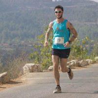 ינאי בן עמי ~ מאמן ראשי מועדון ריצה  soul runners